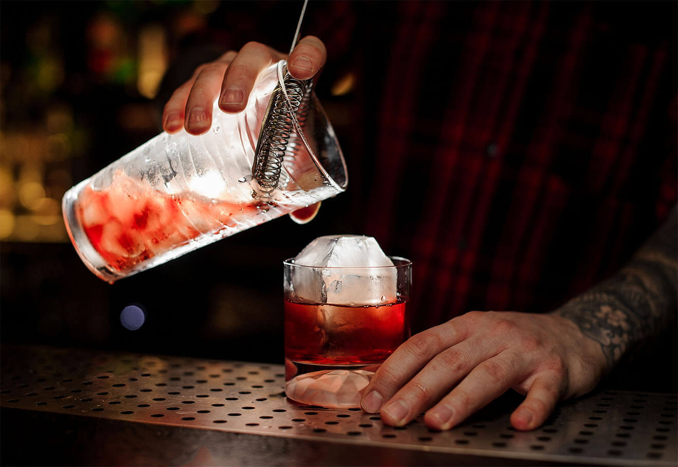 How to Make a Perfect Boulevardier
