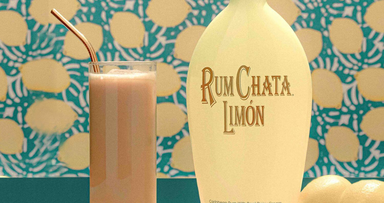 Iced RumChata Limón Latte, featured image