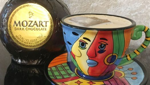 Drink of the Week: The Music of Mixology with Mozart Dark Chocolate Liqueur
