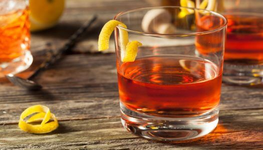 How to Make the Perfect Sazerac