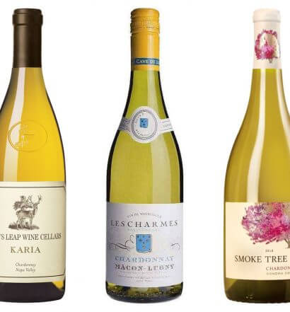 Celebrate National Chardonnay Day 2020