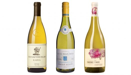 Celebrate National Chardonnay Day