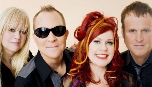 Chillin' with B-52's frontman Fred Schneider