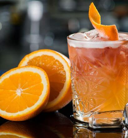 Brandy Orange Cocktail, featured image
