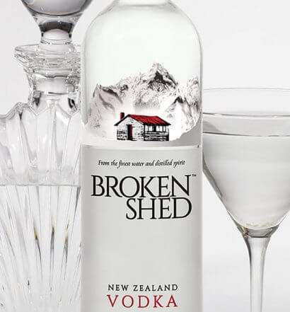 The Broken Martini, featured image