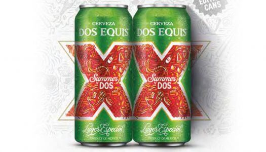 Summer of Can: Introducing Dos Equis Cans