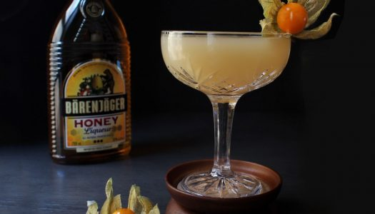 Drink of the Week: Hey Honey Bear by Josue Romero