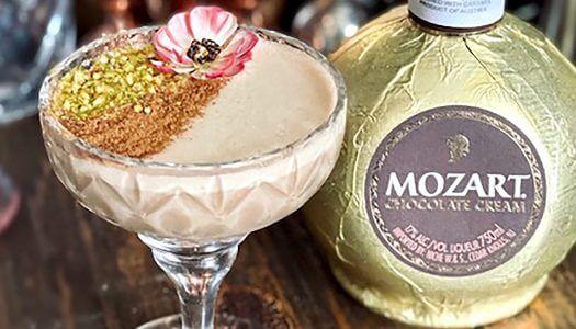 Drink of the Week: Mozart's Indulgence by Steviee Hughes