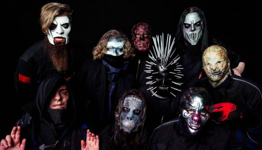 Slipknot's No. 9 Whiskey is No Joke