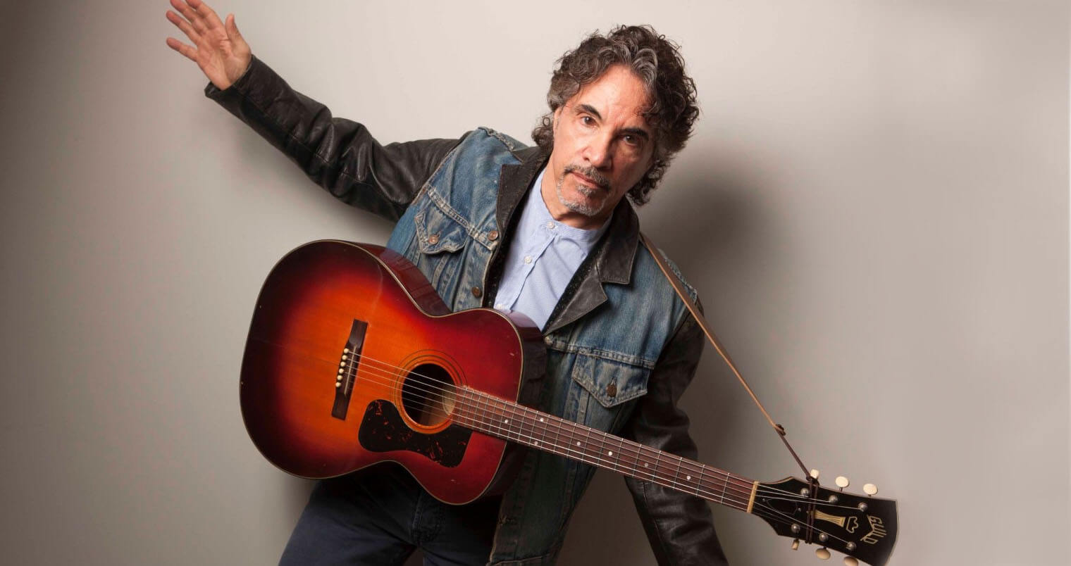 Chillin' with John Oates, featured image