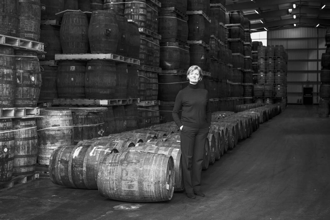 Dewar's Barrel Room