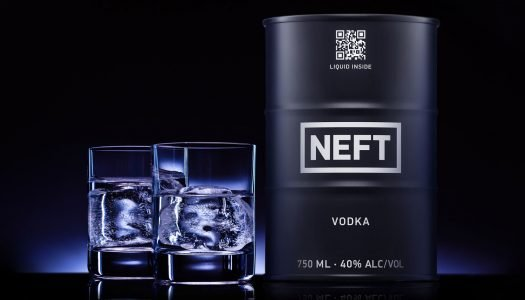 Vodka Awarded Gold Medal from The Fifty Best