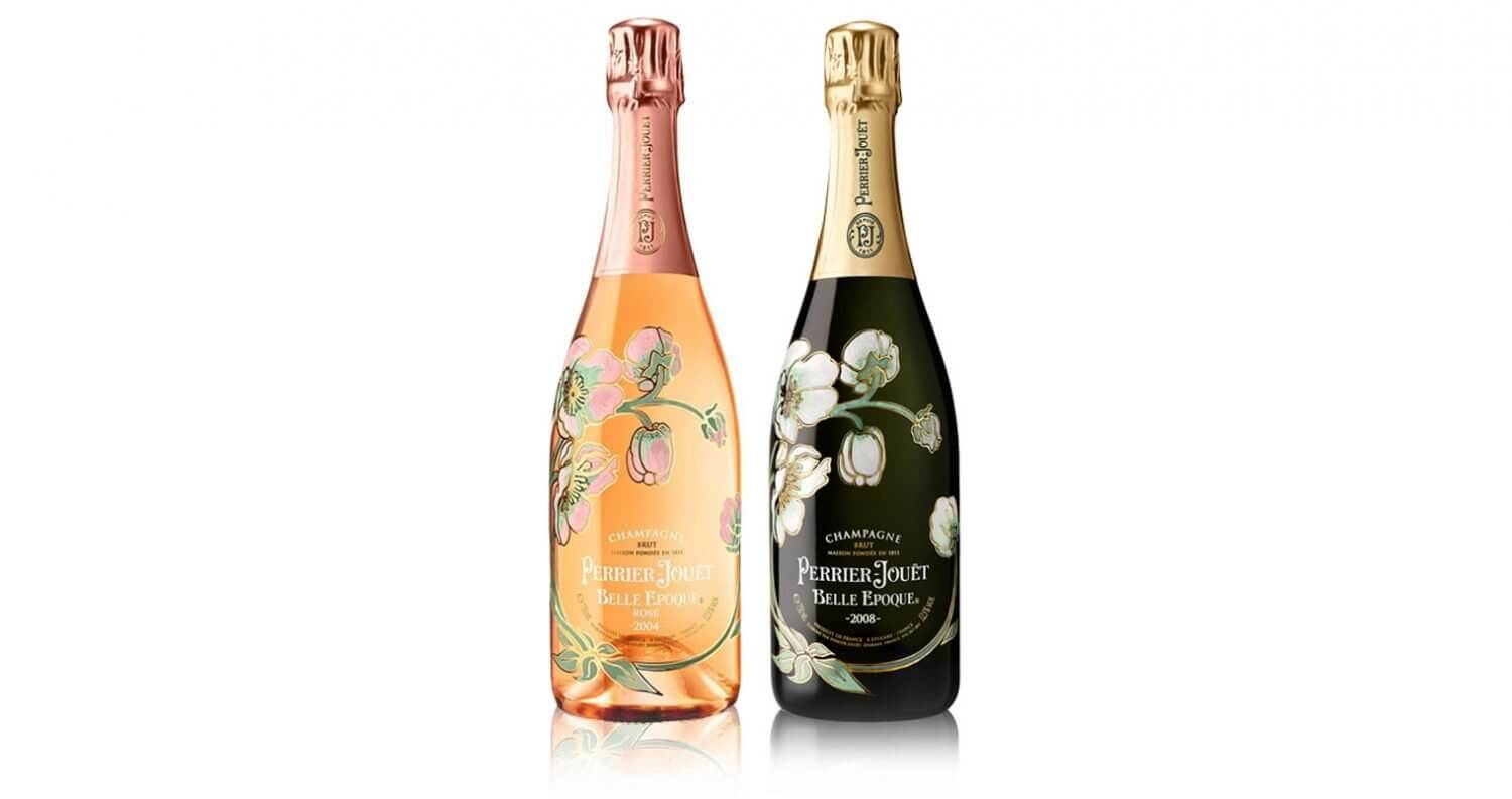 Work of Art Wine Bottles: Maison Perrier-Jouët, featured image