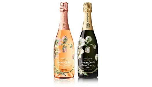 From the Vine: The Story Behind the Anemone Flower on Perrier-Jouët Bottles