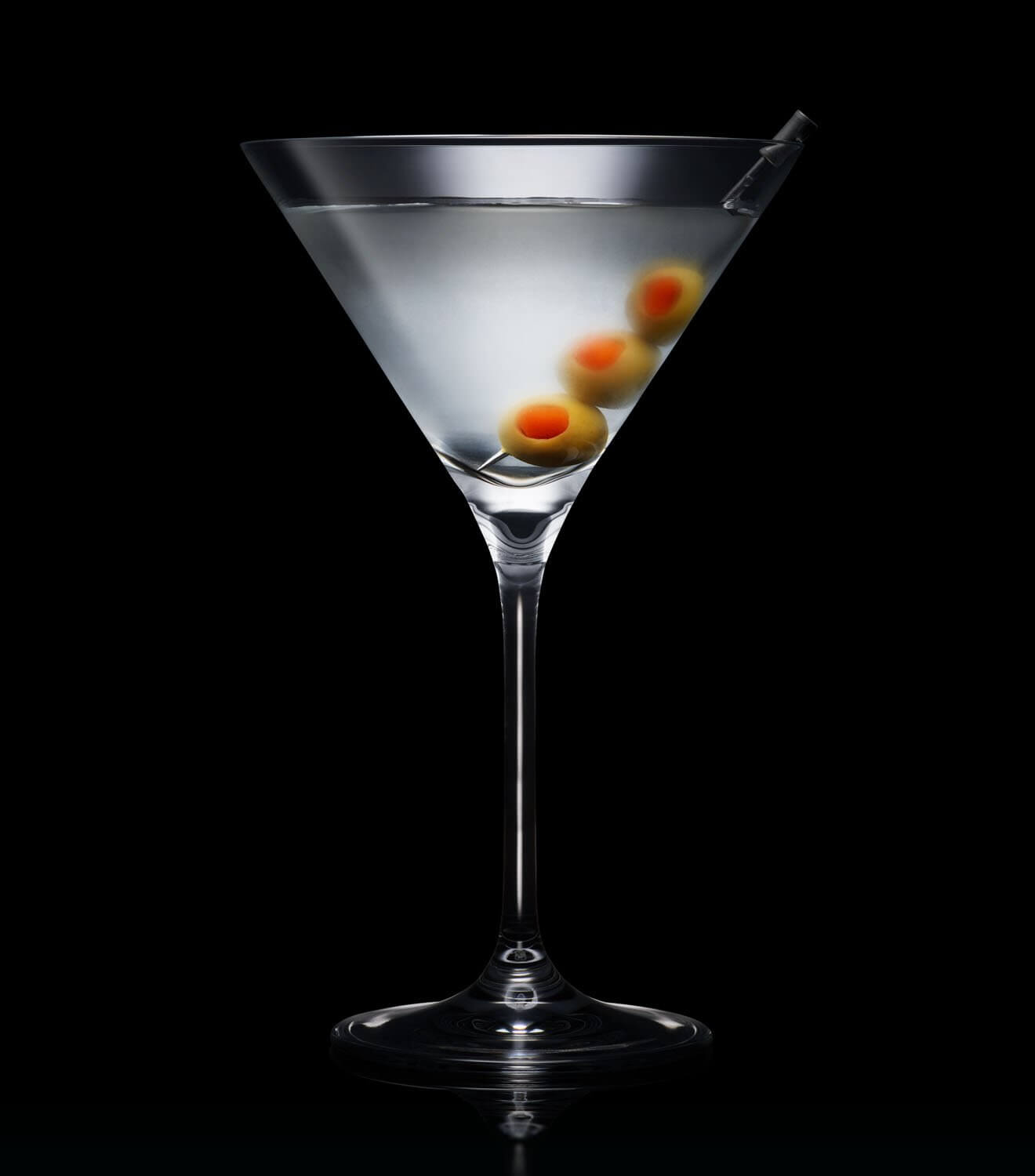 Blue Angel Martini