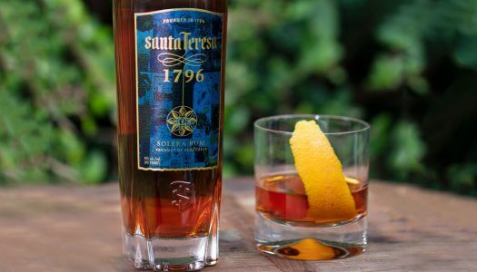 13 U.S. Bartenders Craft Together the Limited-Edition Santa Teresa 1796 Rum Label