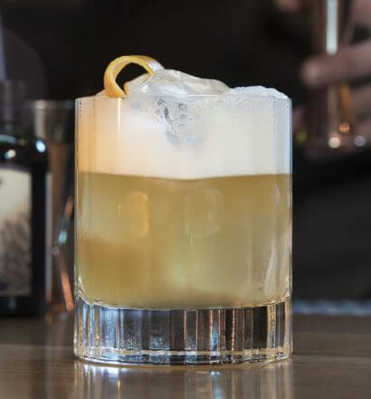 Jameson Whiskey Sour, featured image