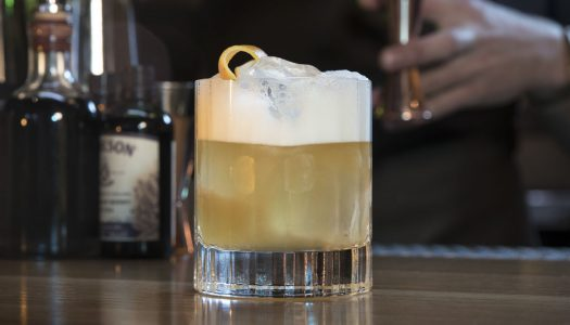 Today is National Whiskey Sour Day