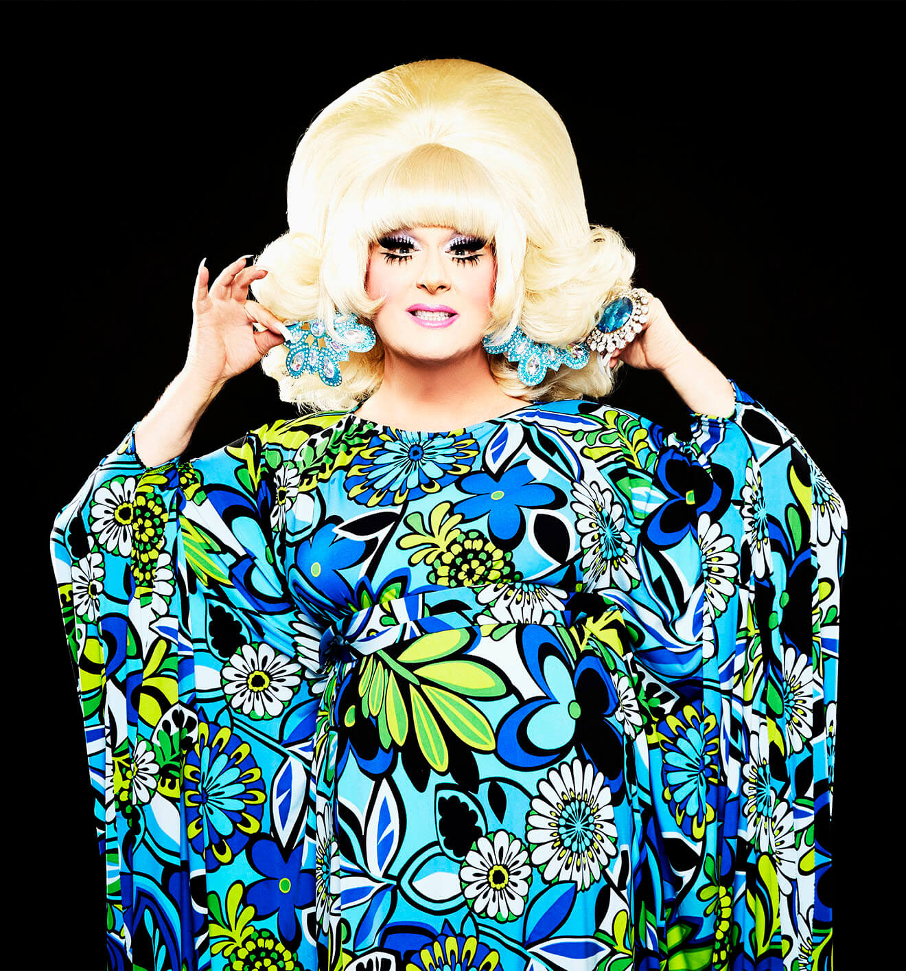 Chillin' with Lady Bunny