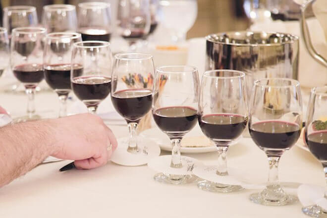 New York International Wine Competition, judges and wine entries