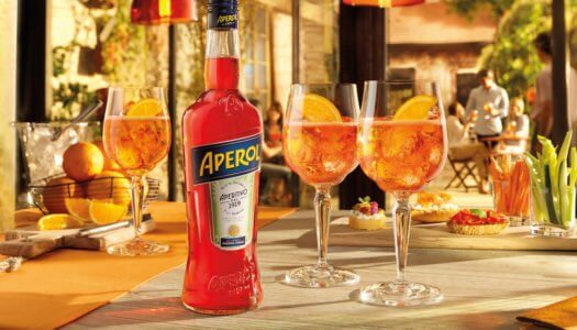 Travel By Mural with Aperol Moments