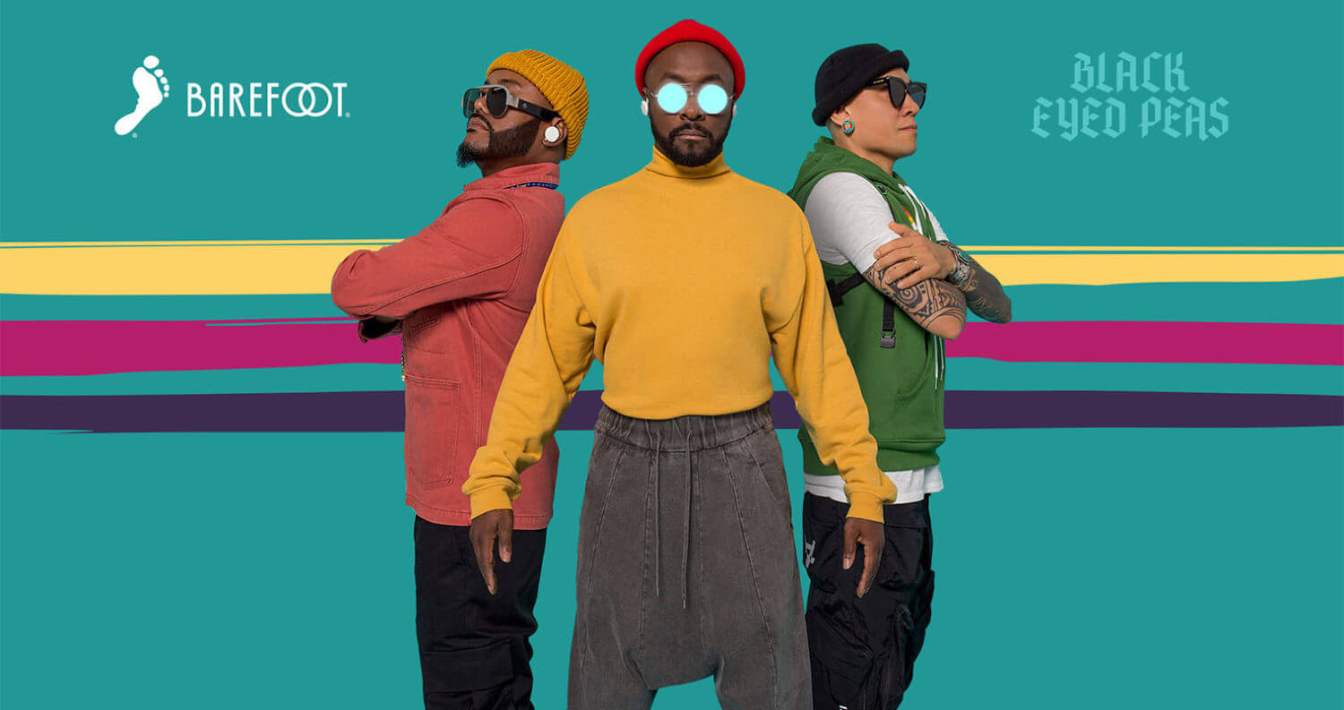 Barefoot and the Black Eyed Peas featured image