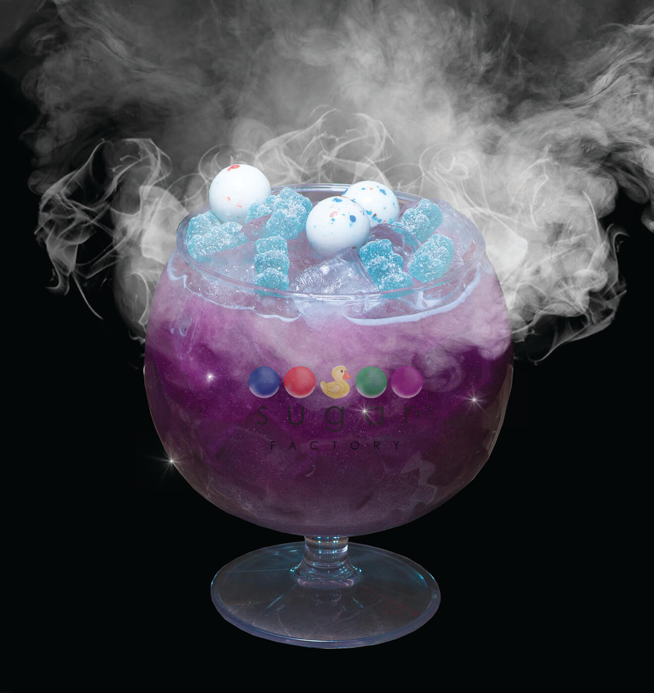The Electric Purple Jawbreaker Margarita
