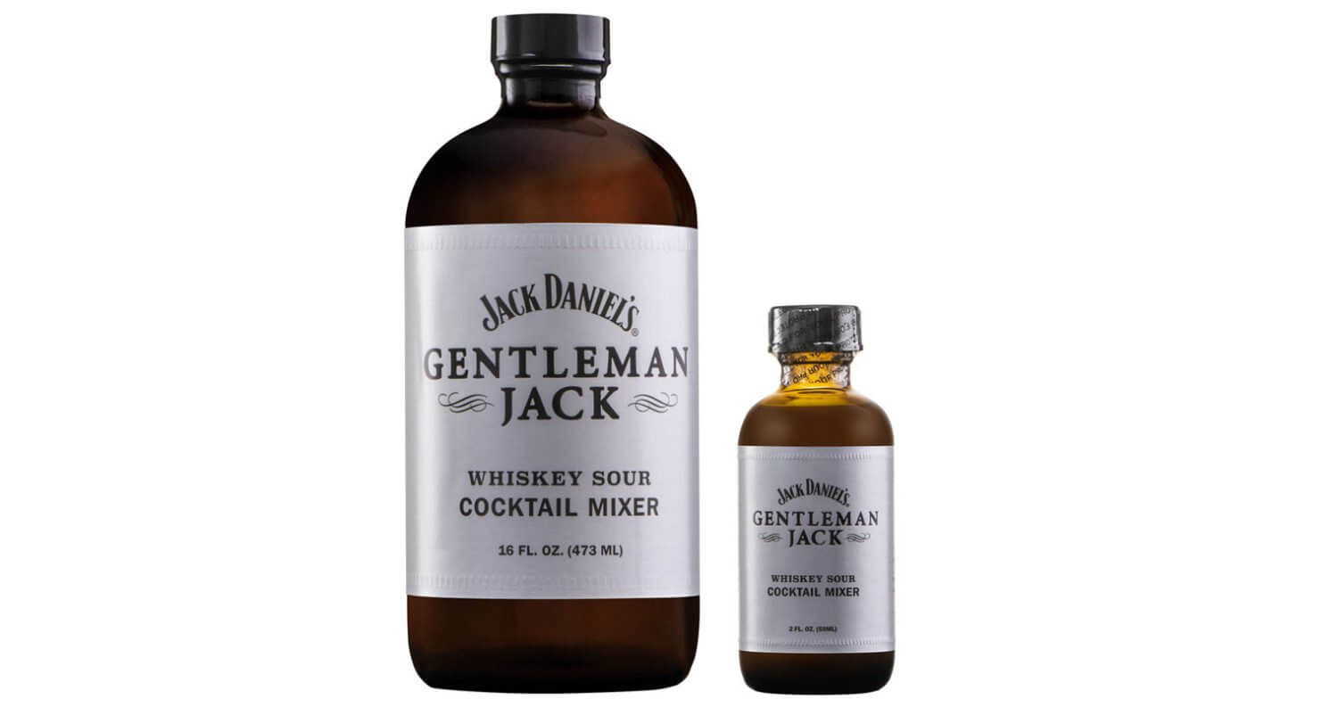 Gentleman Jack Cocktail Mixer, featured image