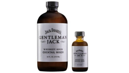 Gentleman Jack Launches Whiskey Sour Cocktail Mixer