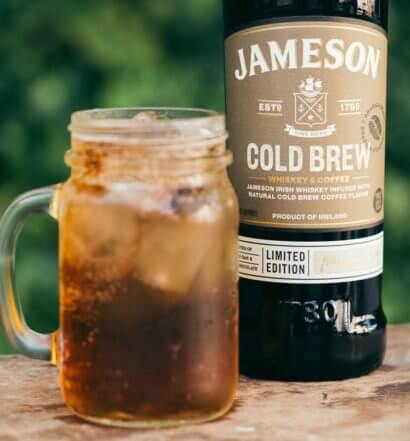 Jameson Cold Brew Colada, featured image