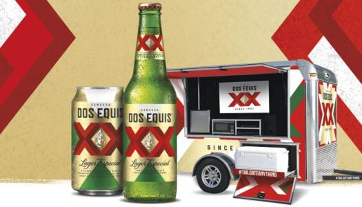 Dos Equis Helps College Football Fans Celebrate