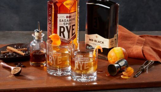 Get Ready for Fall with a Pumpkin Coffee Old Fashioned