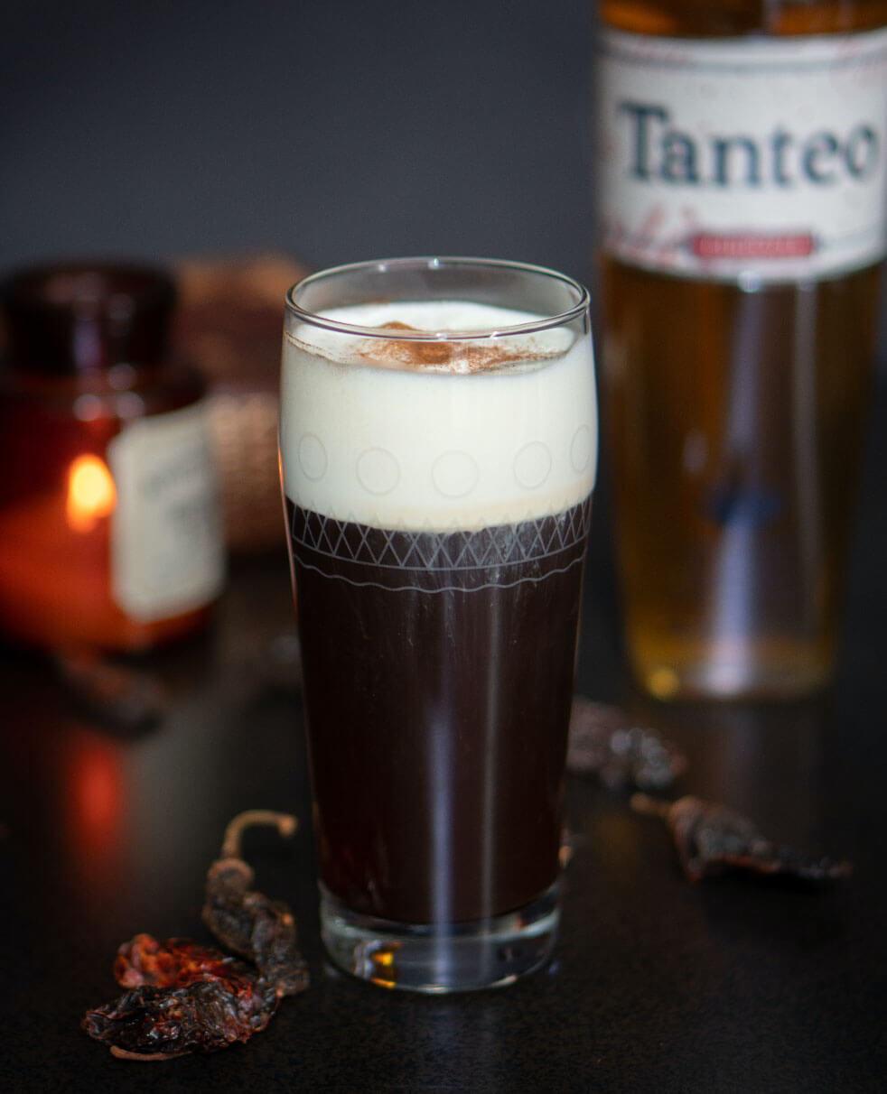 Tanteo Tequila Chipotle Mexican Coffee