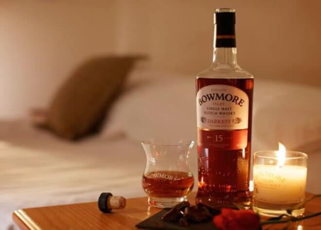 Bowmore Distillery Cottages