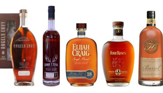 Top 5 Bourbons Released in the Fall
