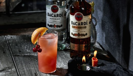 Cocktails of Terror With Bacardi
