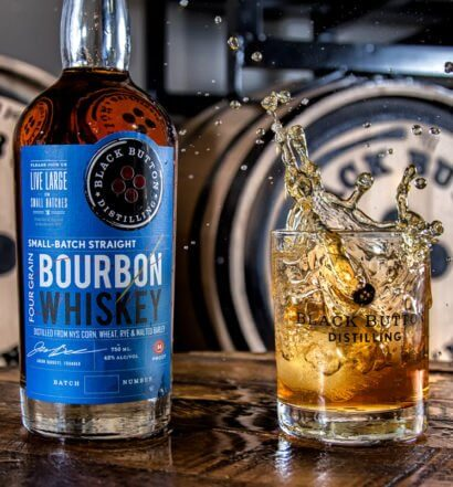 Black Button Bourbon, splash, featured image