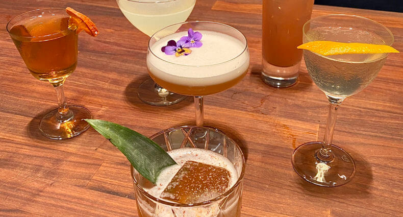 Cocktail Tasting Experience, featured image