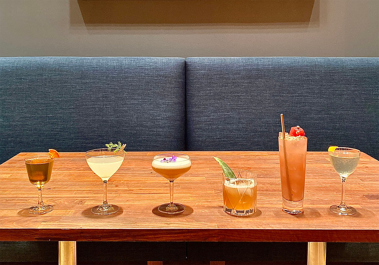 Cocktail Tasting Experience