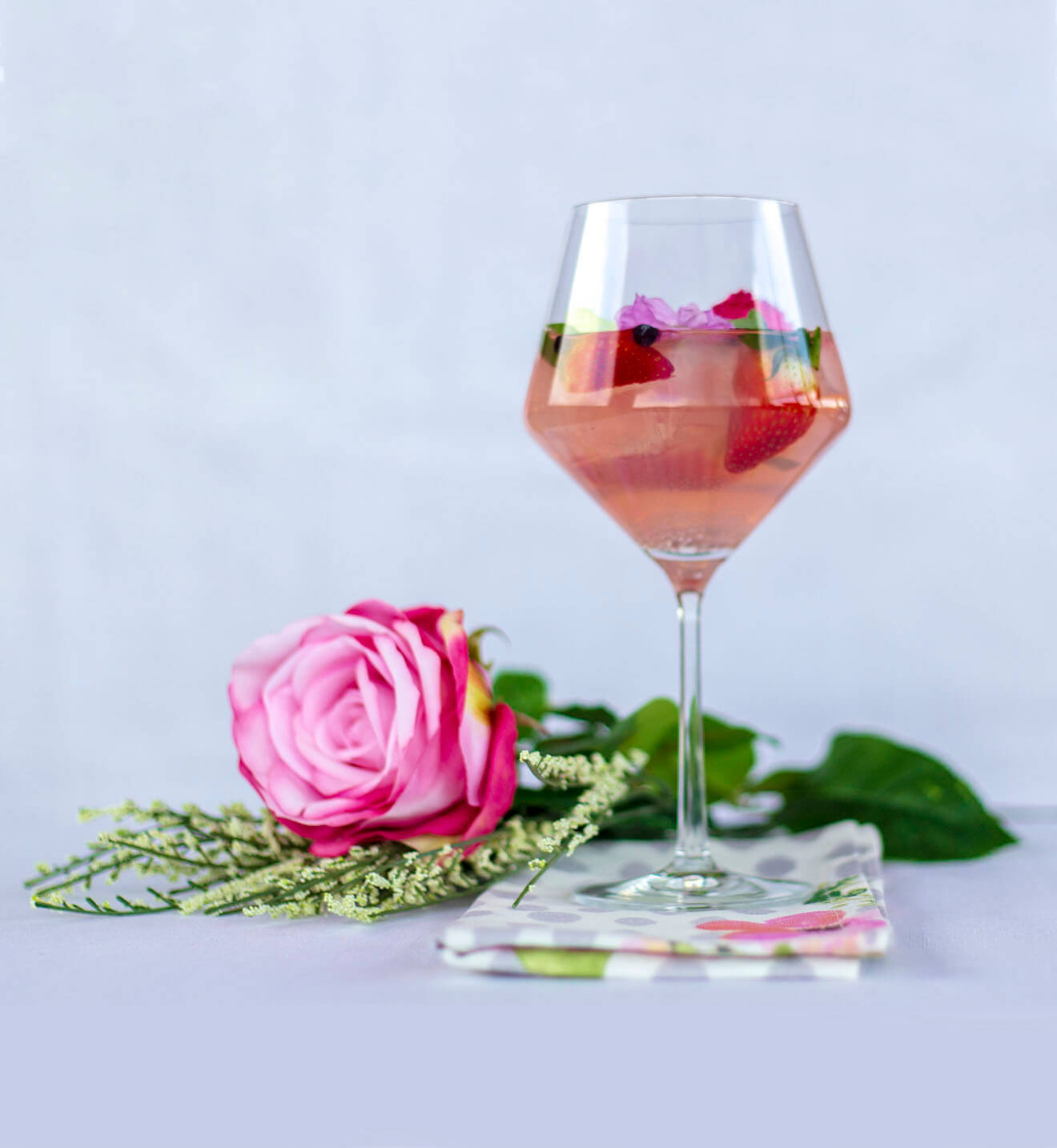 Copper & Kings' Spanish Rosa Gintonic