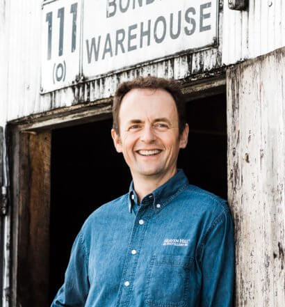 Parker Beam, Master Distiller, featured image
