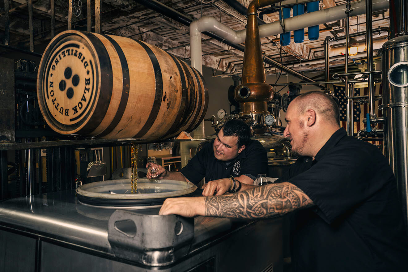 Jason and Jeff Test From The Cask