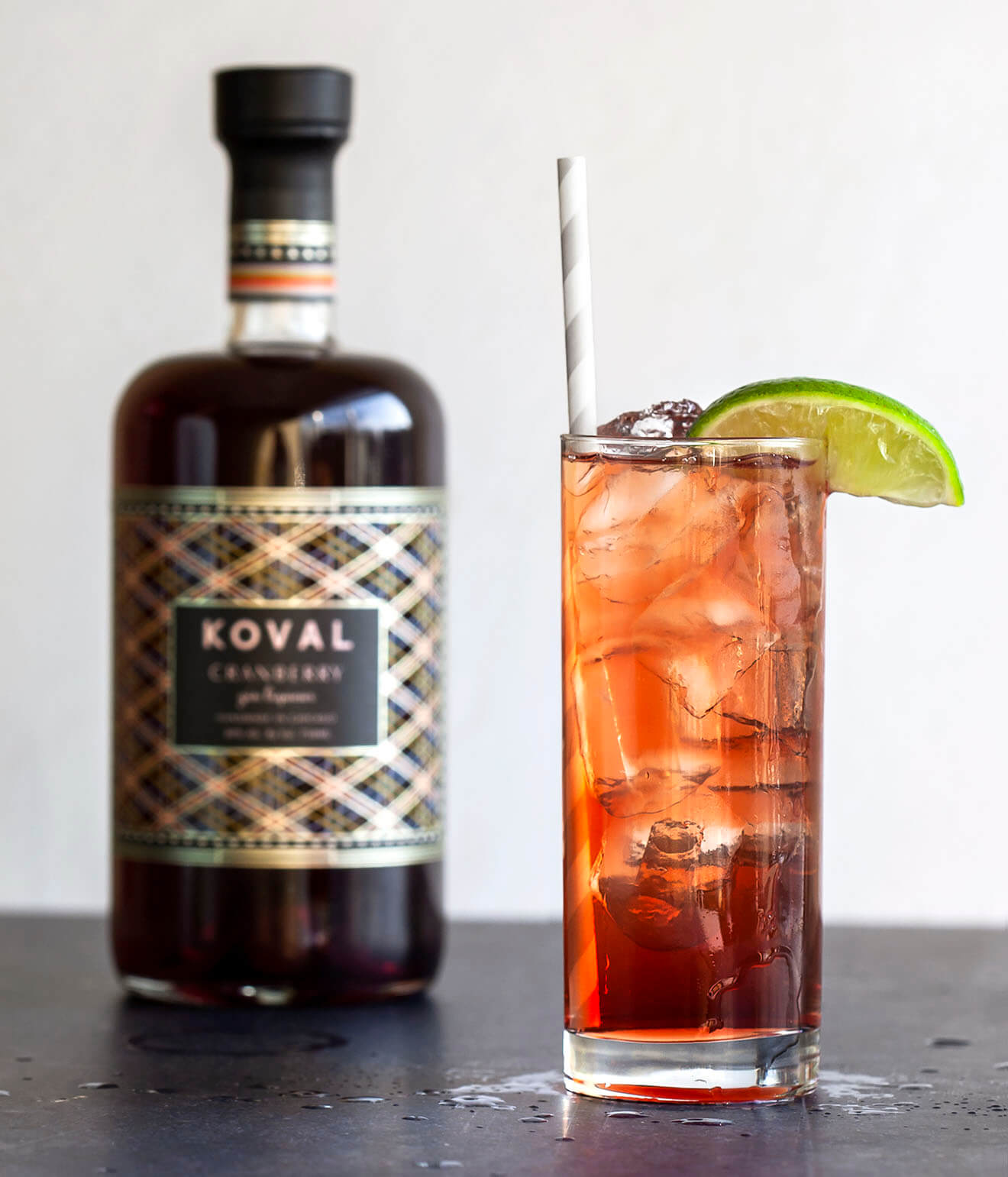 KOVAL Cranberry G&T