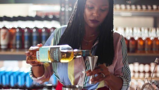 Knappogue Honors Female Bartenders with Women in Whiskey Series