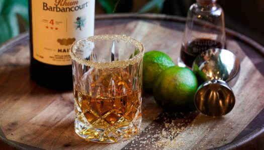 Happy Hour With Rhum Barbancourt