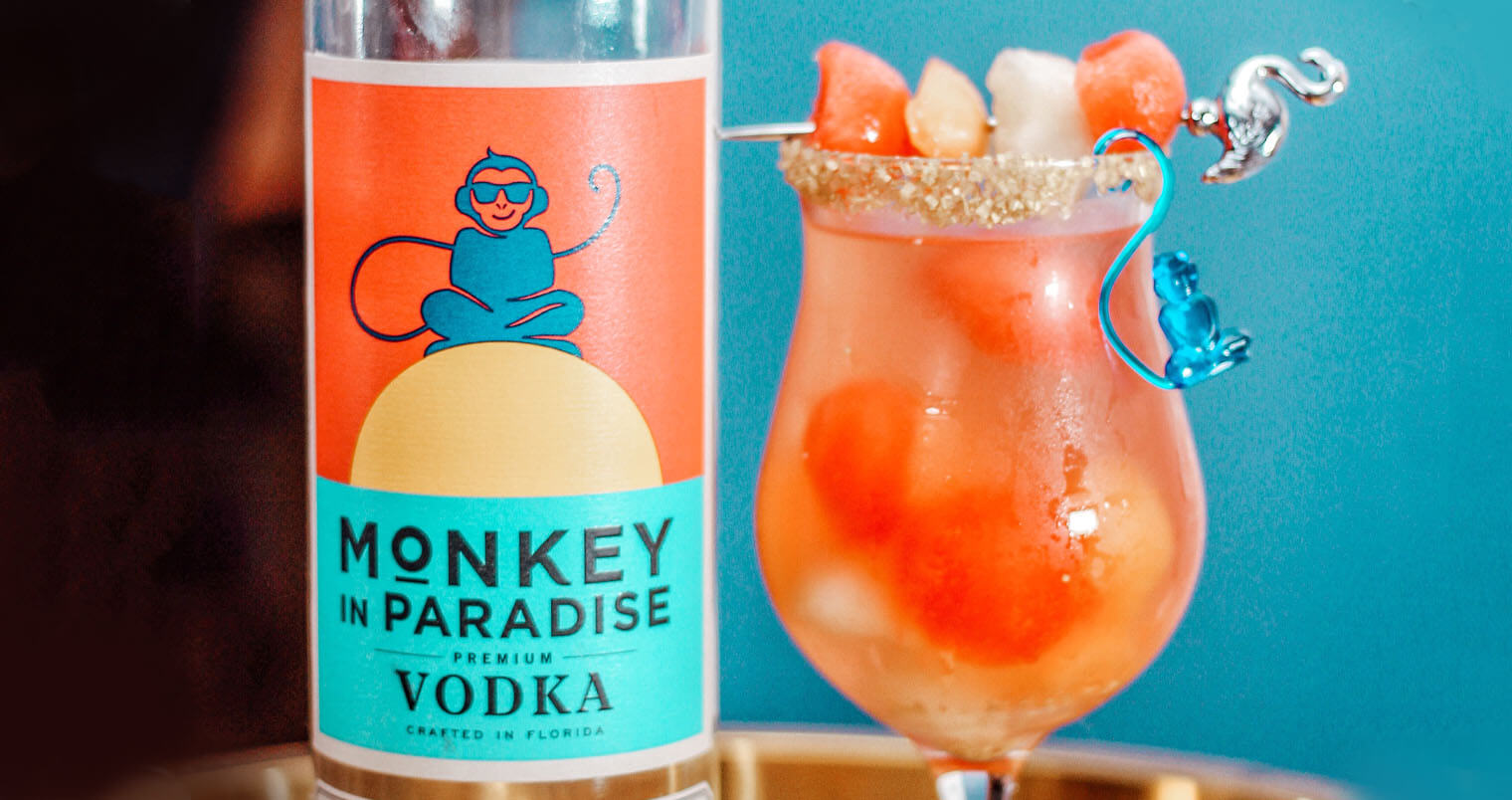 Monkey Baller Sangria, featured image
