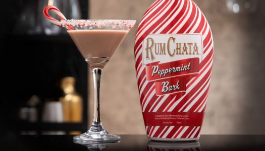 Enjoy the Holiday Season with RumChata Peppermint Bark