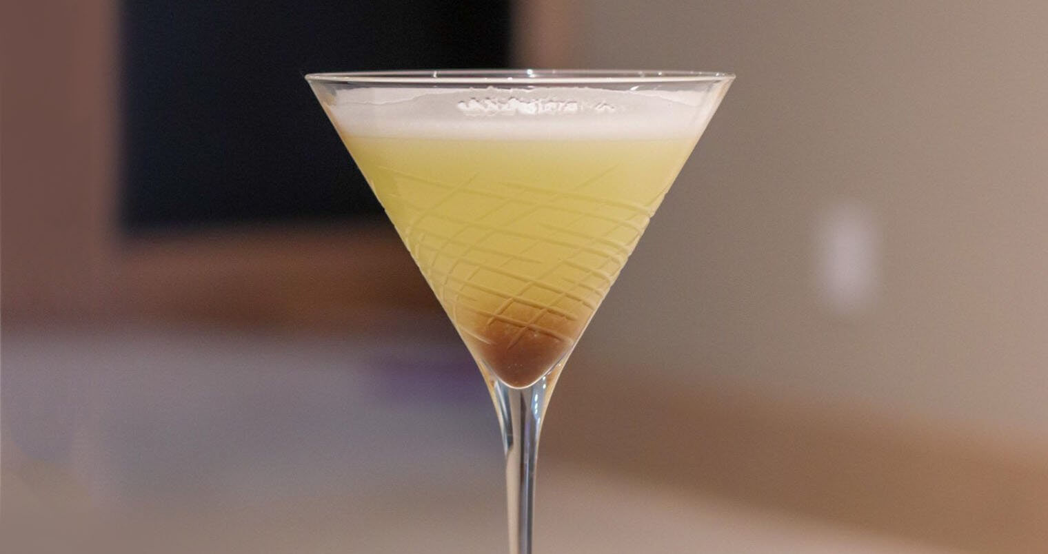 Spiced Pear Fizz, featured image