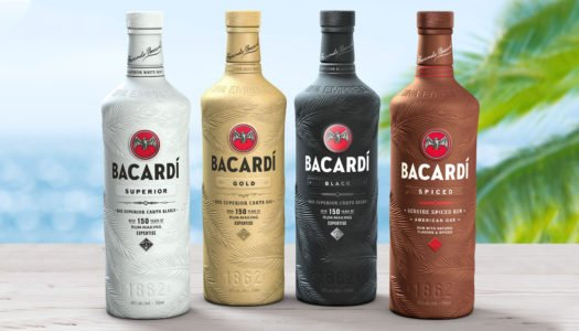 Bacardi Helps in Fight Against Plastic Pollution with 100% Biodegradable Bottle