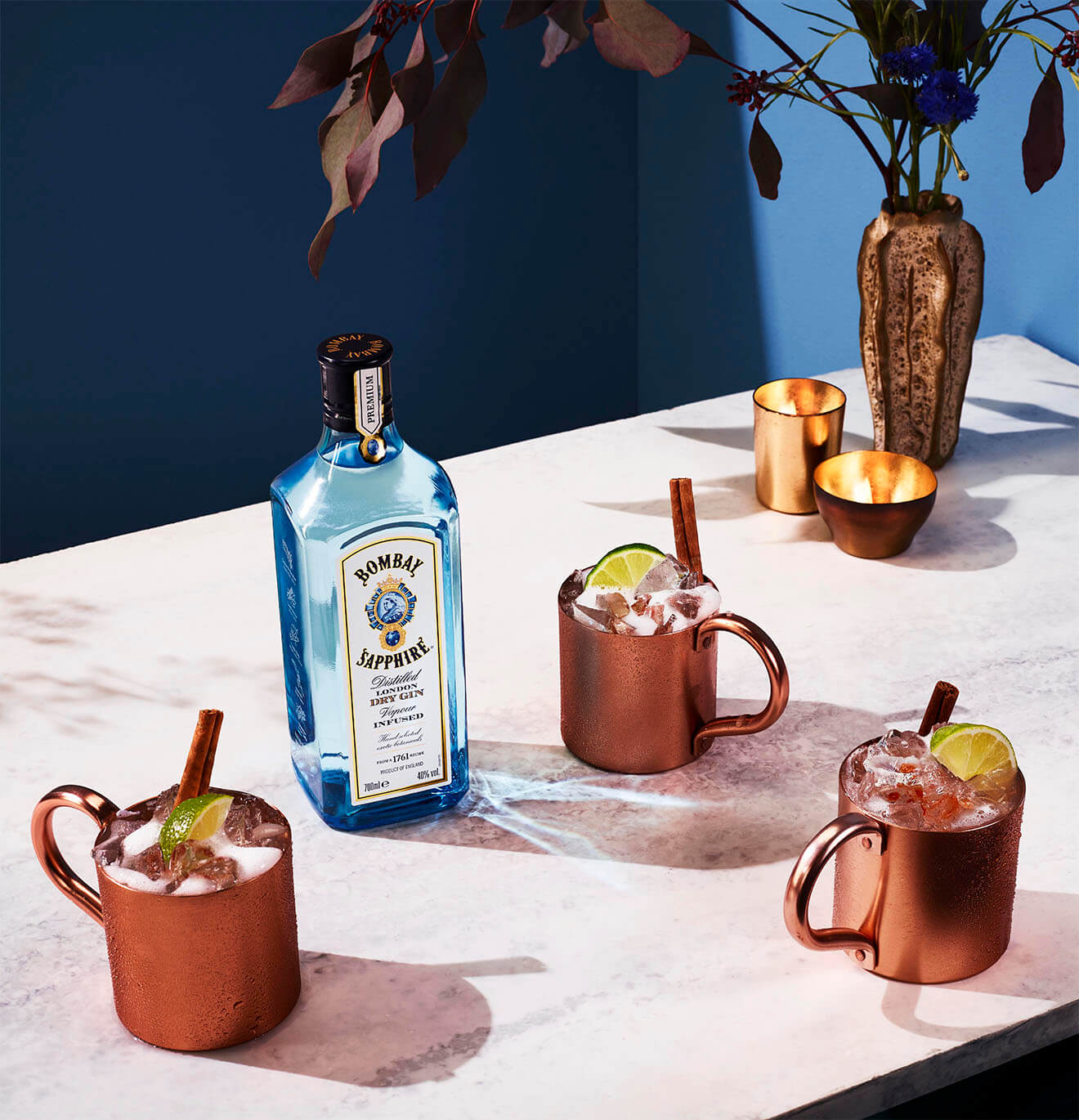 Bombay Spiced Mule